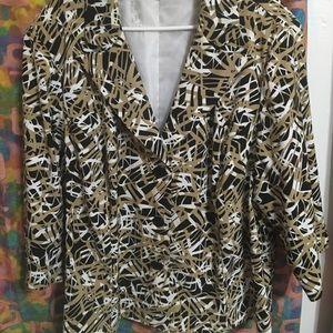 Dress Barn women's jacket size 22/24